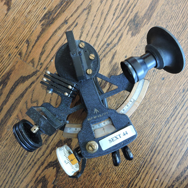 Nautical Sextant for RAF Flying Boat, 6B/177 1945 (SEXT44)