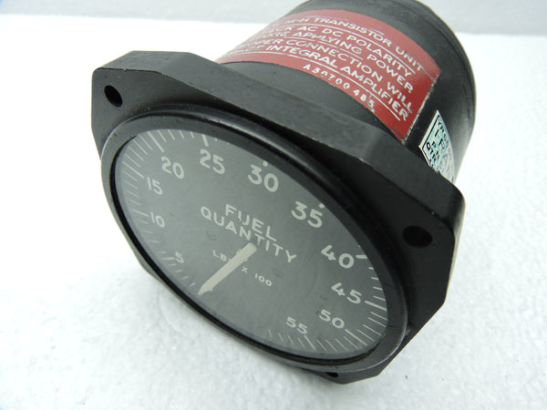Fuel Quantity Indicator Minneapolis-Honeywell JG130A28
