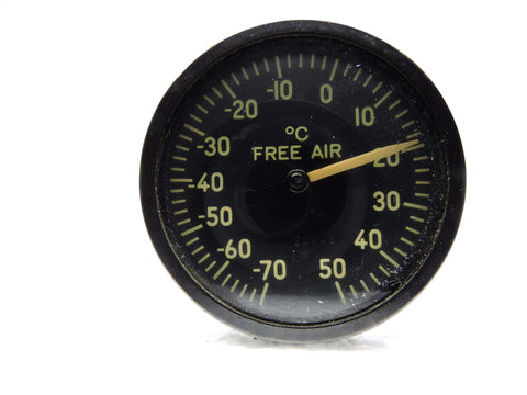 Free Air Temperature Indicator, Direct Reading, WW2