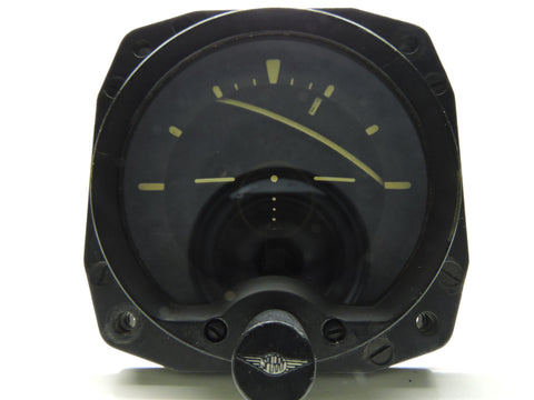 Attitude Gyro Horizon Indicator, Sperry 672740 H-5 Type