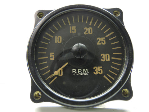 Tachometer Type E-4 Weston 545 A-20 Havoc