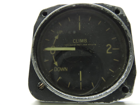 Rate of Climb / Vertical Airspeed Indicator Pioneer 1625-1Q-C1
