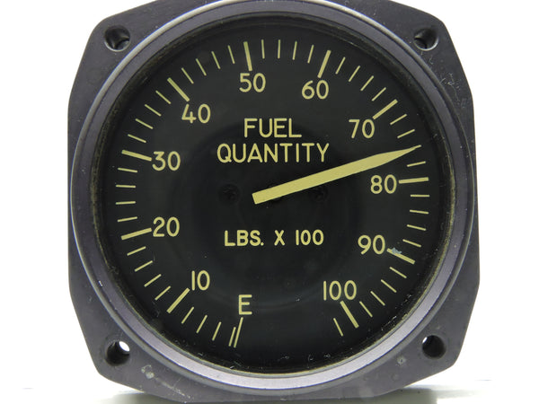 Fuel Quantity Indicator, Simmonds, C-121 Lockheed Constellation