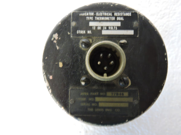 Anti-Icing Indicator, Lewis Engineering, USAF Fairchild C-119 Boxcar