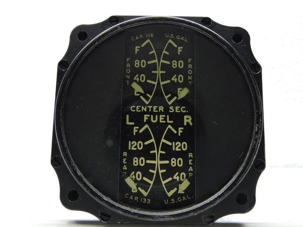 Fuel Quantity Indicator, PV-2 Harpoon, EA109-3 US Navy