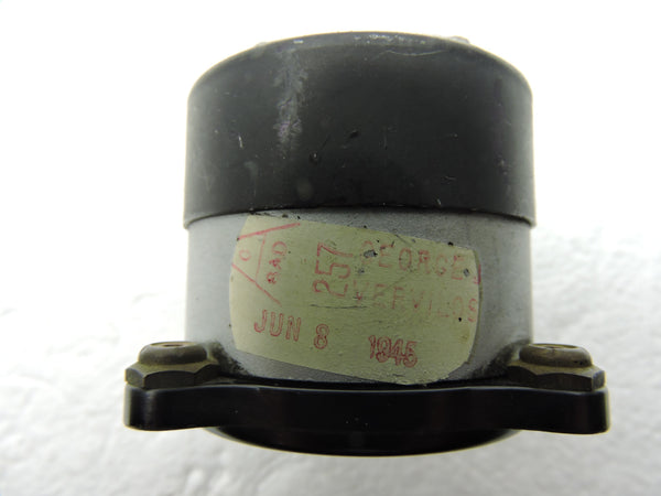 Carburetor Temperature Indicator A-20G Havoc Lewis 47AC-X