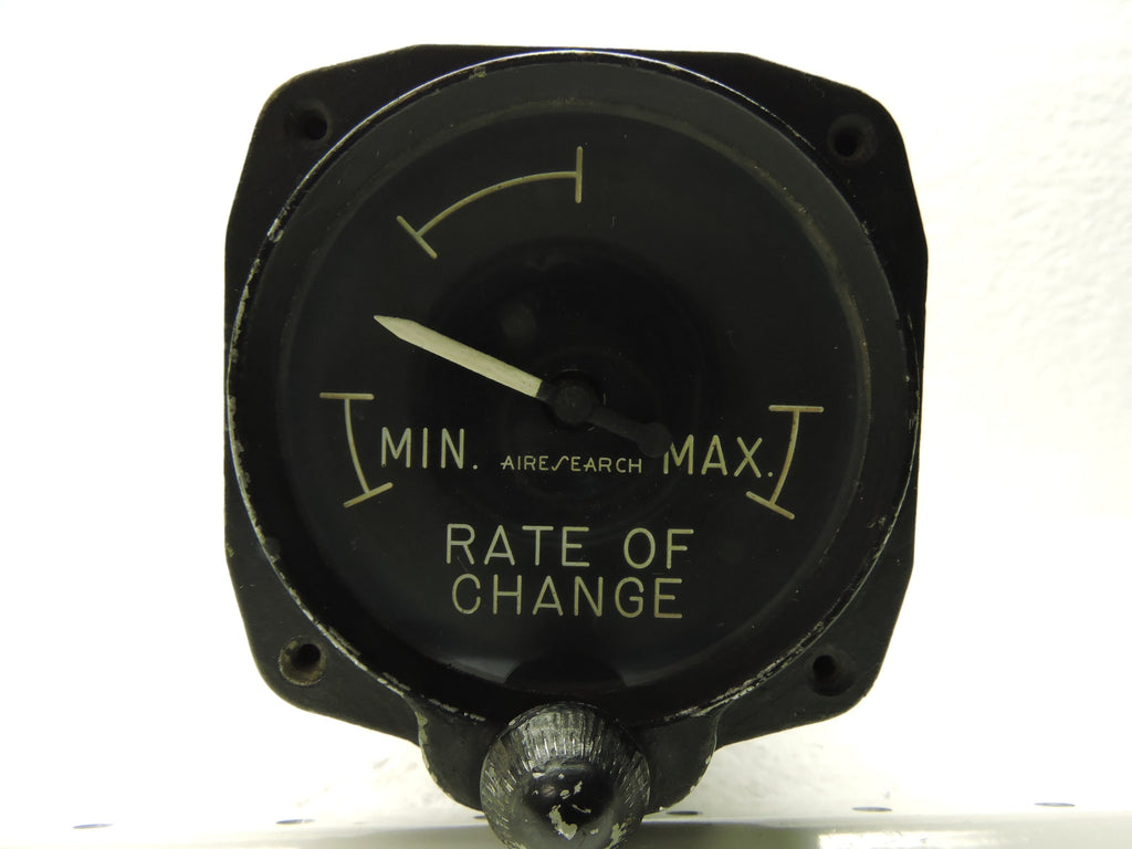 Cabin Pressurization Rate of Change Selector B-50 KC-97