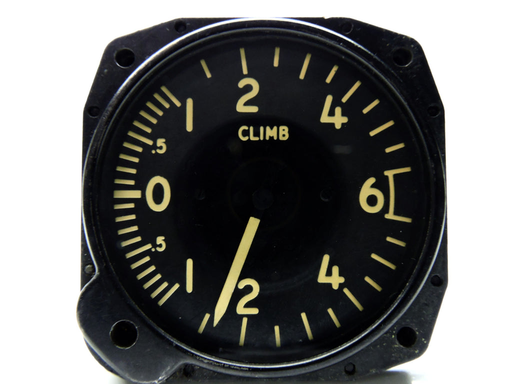 Rate of Climb / Vertical Air Speed Indicator F-86F Sabrejet AN-5825-7