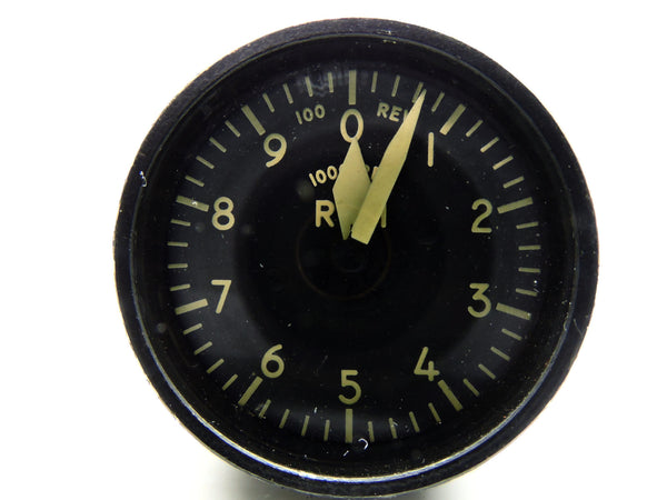 Tachometer, Sensitive, Type E-30, Kollsman