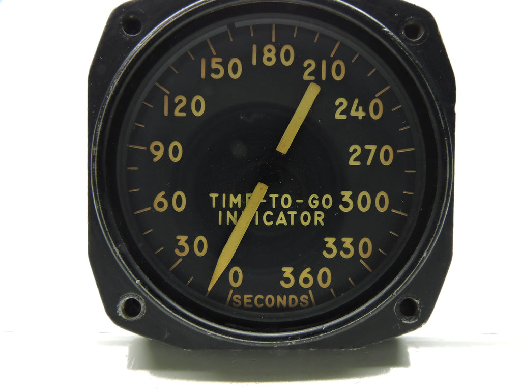 Time-to-Go Indicator, Type Mk I, for B-52 Bombing Navigational Computer BRANE