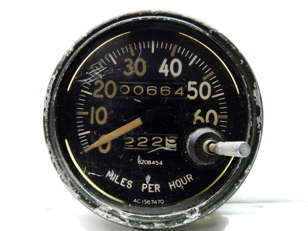 Speedometer, M-4 Sherman Tank, #6208454 US Army