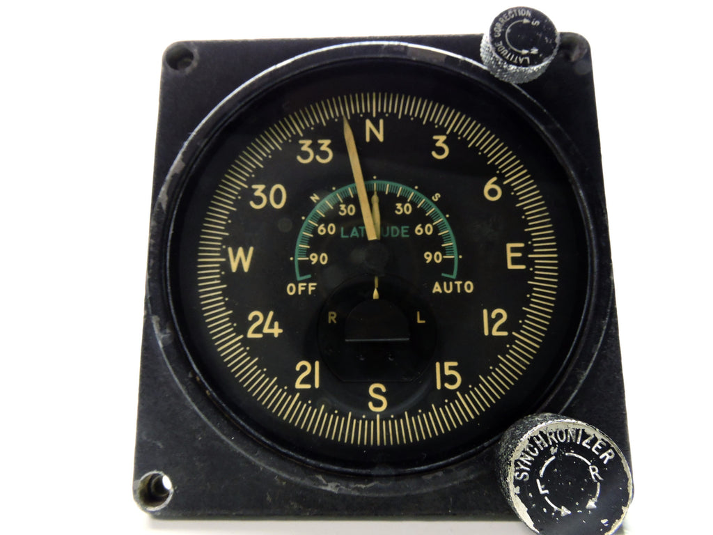 Master Indicator, Type N-1 Compass System plus Service Manual