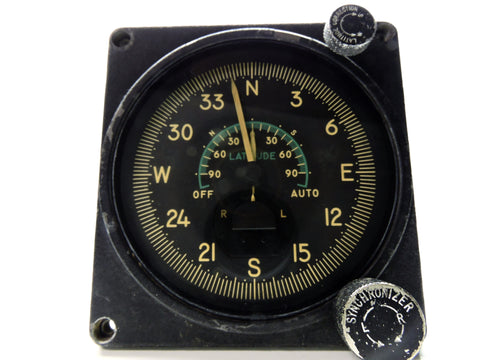 Master Indicator, Type N-1 Compass System