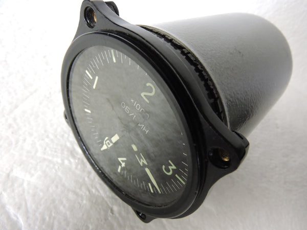 Tachometer, Helicopter, USSR 0-4000 RPM