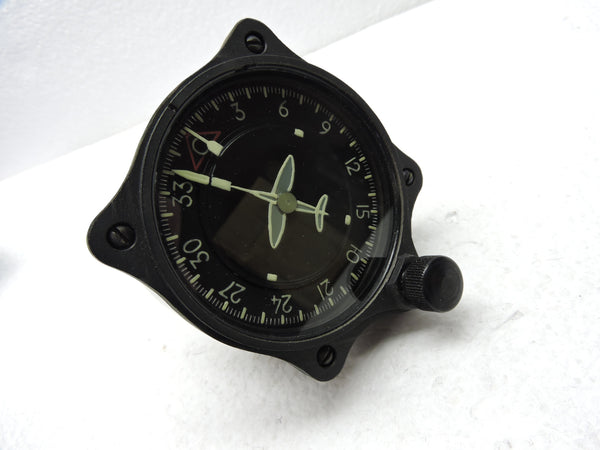 Course Indicator / Directional Gyro, USSR, MiG-15 Jet Fighter