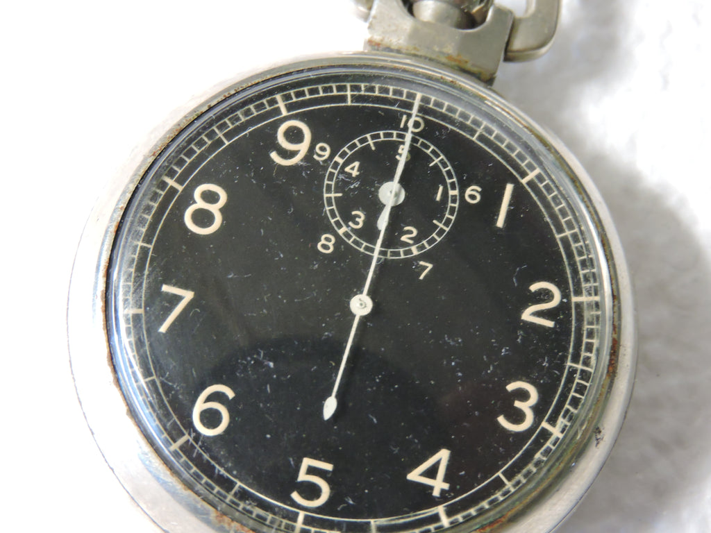 "Stopwatch, Type A-8, Navigation Watch for Ground Speed 1942 ""Jitterbug"""