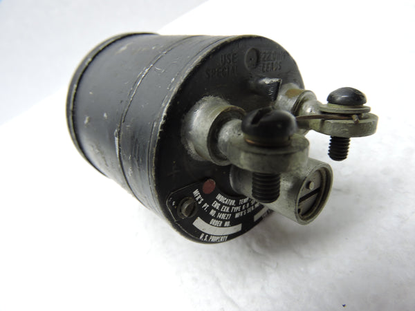 Exhaust Gas Temperature EGT Indicator, Type K-9, F-11 Tiger