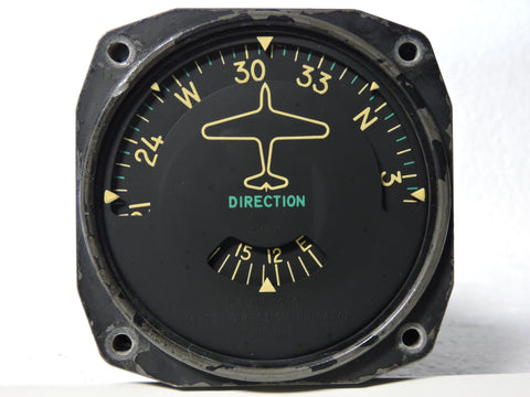 Master Direction Indicator, Autopilot, Type N-5, US Air Force 1951