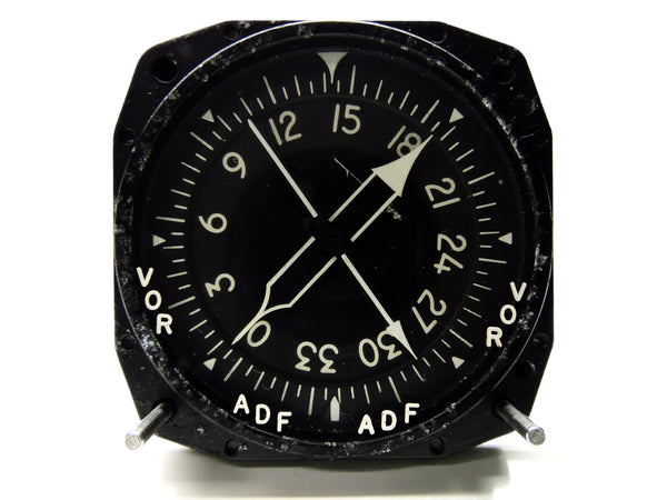 Radio Magnetic Indicator, Allen Aircraft Radio Type 2107D-B-6