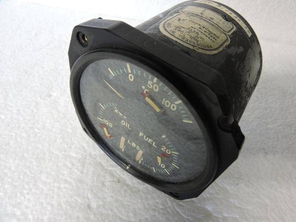 Engine Gage Unit for US Army Air Force & Navy Fighters, 1944, AN-5773-1