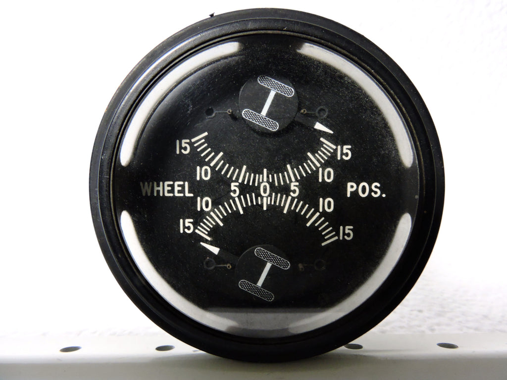 Wheel Position Indicator, Military Vehicle, Tandem Steering