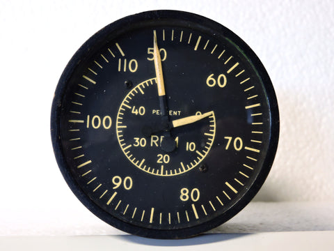 Tachometer, Jet Engine, Type E-34