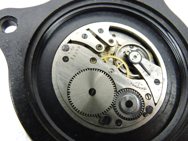 Aircraft Clock, USSR Type 1 Movement