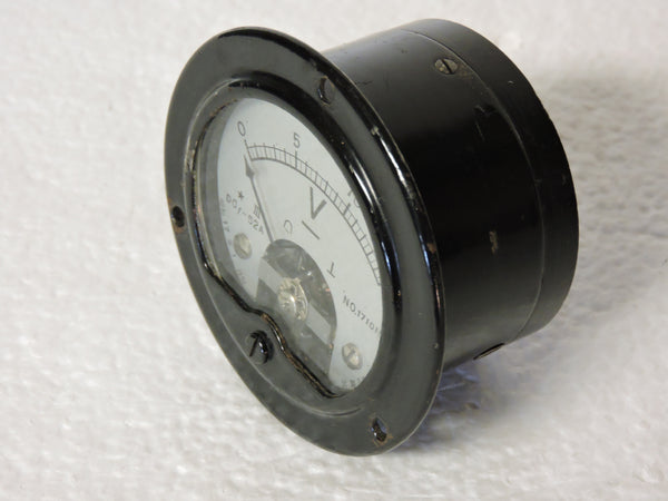 Voltmeter, 15V, WWII Japanese Aircraft
