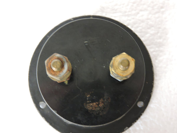 Ammeter, 50mA, WWII Japanese Navy Aircraft