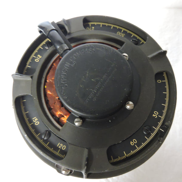 Directional Gyro Control, USAF Type E-4 Autopilot/A-12 Gyrosyn, 673447 & Clear Cover