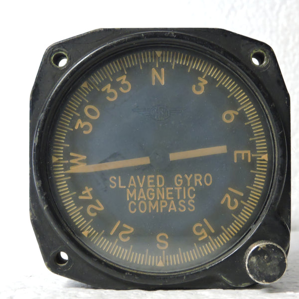 Autopilot Slaved Gyro Magnetic Compass, USAF E-4 System, 667258-21