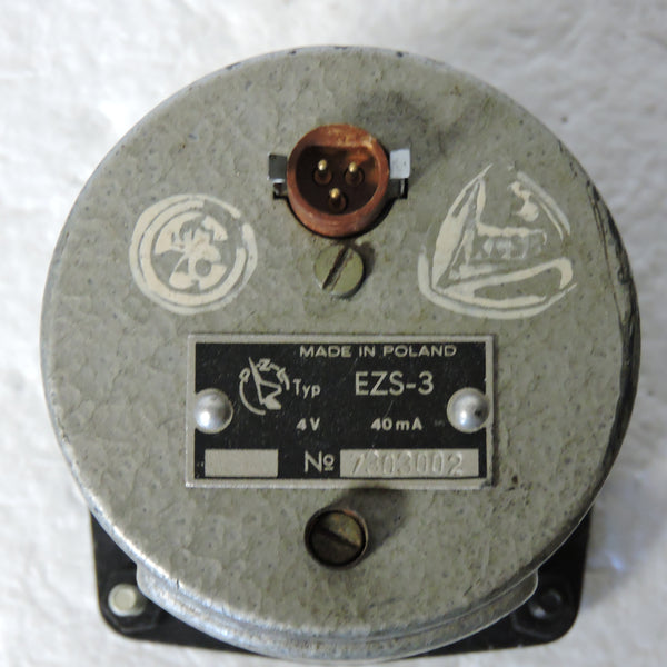 Turn and Bank Indicator, Electric, PZL Type EZS-3