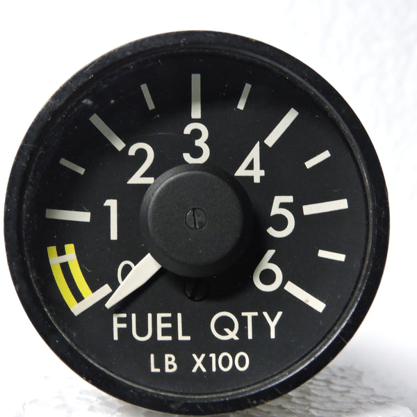 Fuel Quantity Indicator 600 lbs (MD 500?)