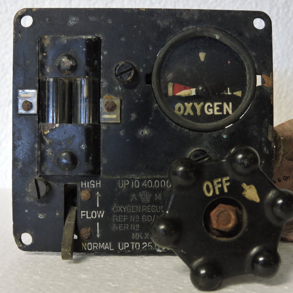 Oxygen Gauges and Regulators