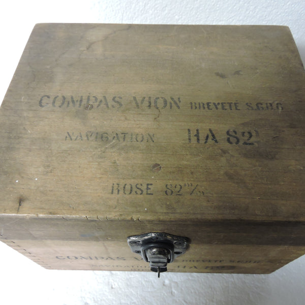 Compass, Navigational, Armée de l'Air, Vion Type HA 82