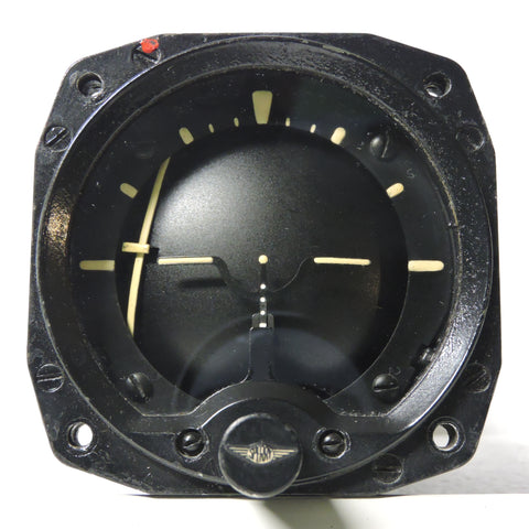 Attitude Gyro Horizon Indicator, Sperry 672740 H-5 Type COMFAIR JAPAN
