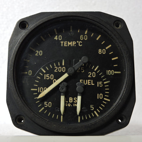 Engine Gauge Unit (Triple), AN5774-8