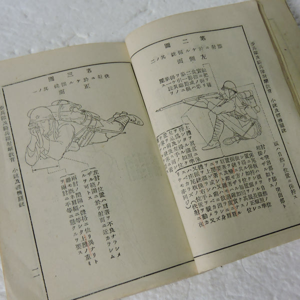 Japanese Army Handbook of Riflery and Shooting WWII