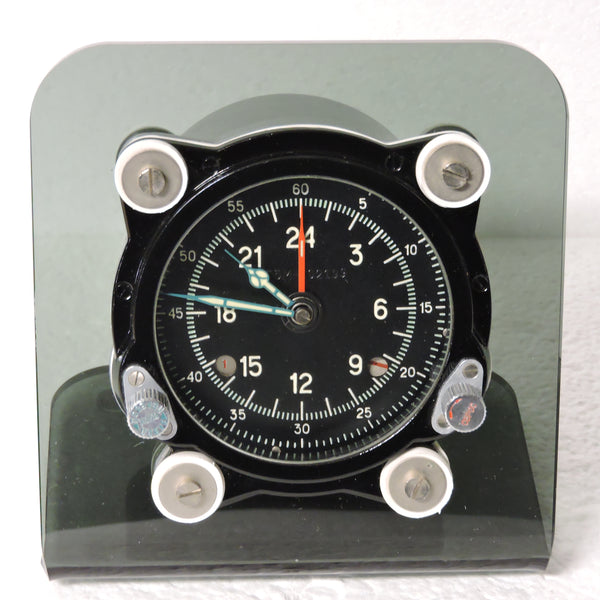 Aircraft Clock, Russian/USSR, Submarine, Ship Chronograph 129 ChS 55M