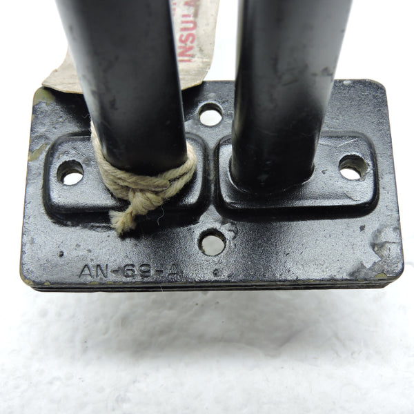 Antenna, AN-69A, Pair, WWII Radio Altimeter SCR-518 System