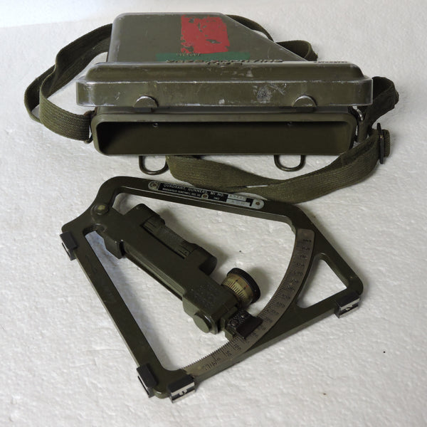 Gunners Quadrant M1 with Case and Technical Manual, 1943