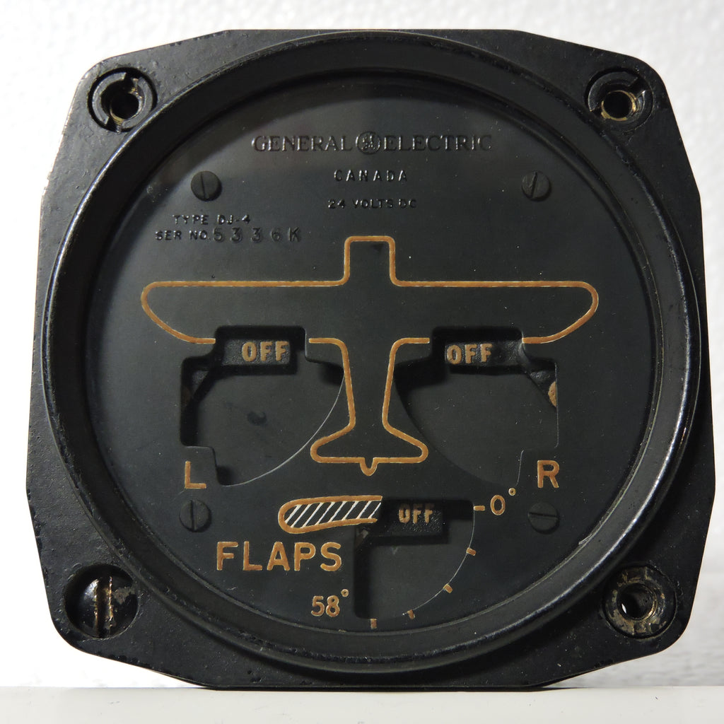 Wheel and Flap Position Indicator, RCAF Ref 6A/827