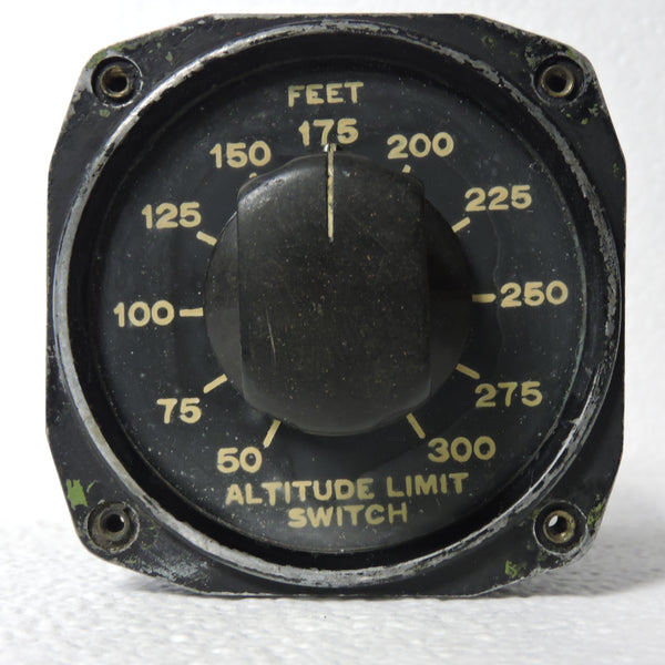 Radio Altimeter Altitude Limit Selector Switch, SA-1/ARN-1 for AN/APN-1