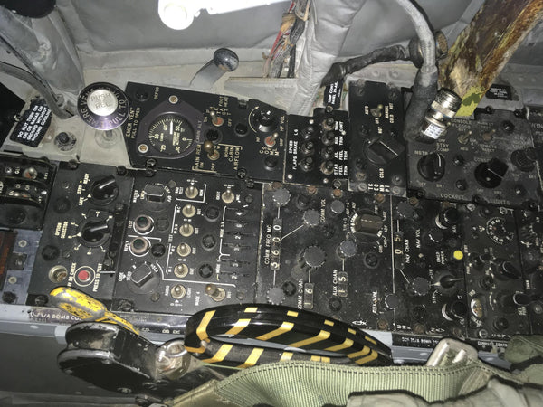 F-4J Phantom II Cockpit Section