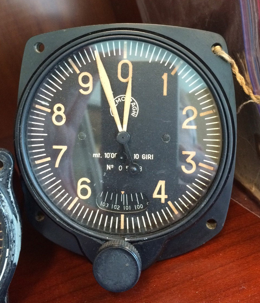 Altimeter, Italian Royal Air Force (Regia Aeronautica Italiana), Salmoiraghi