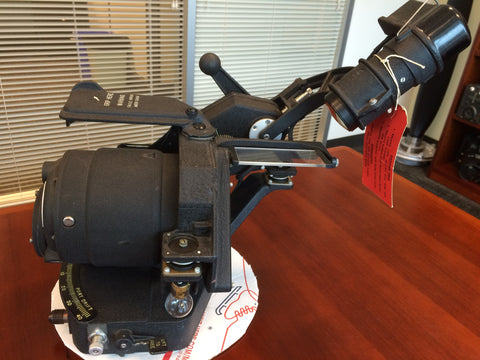 Bomb Sight, Sighting Head for T-1 Bombsight System