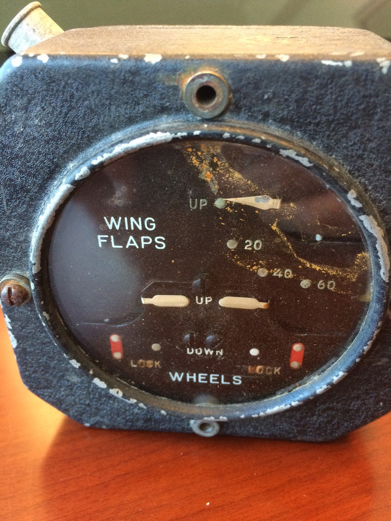 Wheel and Flap Position Indicator, Royal Canadian Air Force