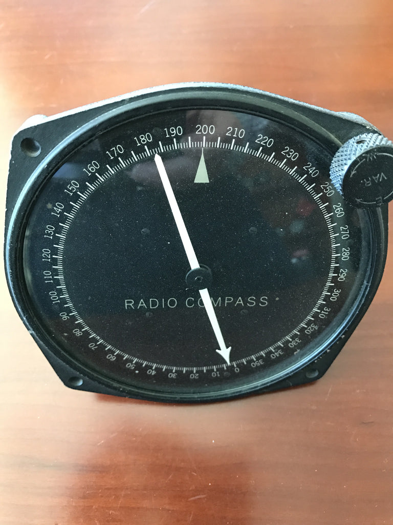 Radio Compass Indicator, I-82-A, of SCR-280-A & AN/ARN-7 System, Signal Corps US Army