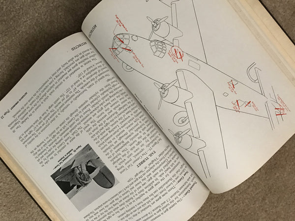 B-24D Armament Service and Instruction Manual, 1943