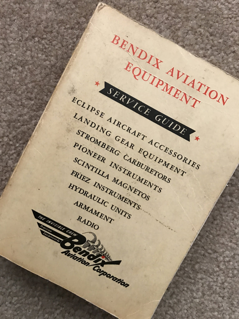 Bendix s4n magneto manual